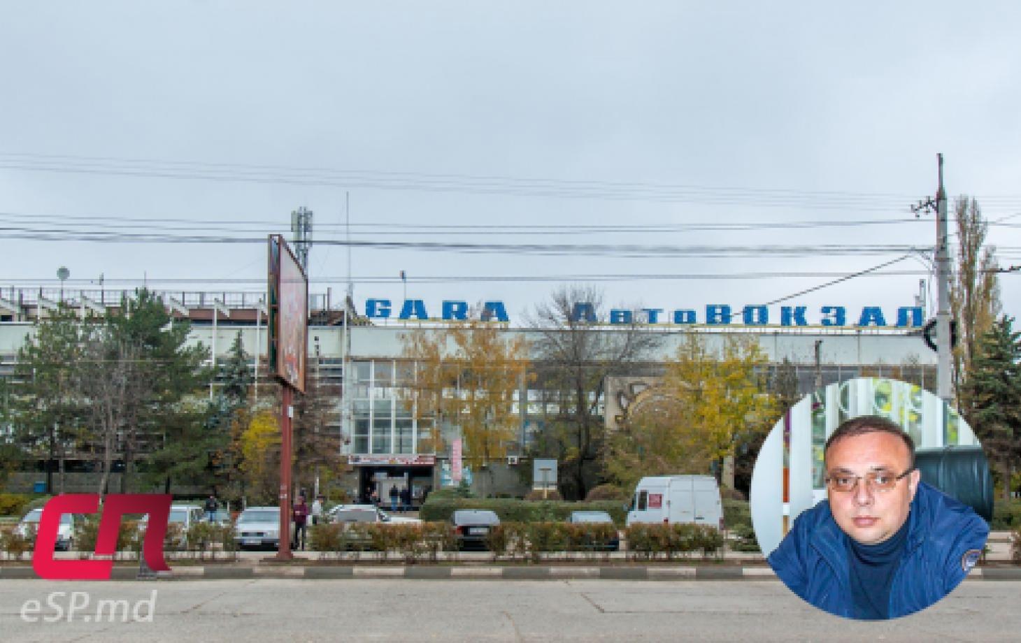 Виталий Шарагов  некоторые помещения бельцкого автовокзала не  ремонтировались более 40 лет. Фото  Яков Гасан 169c716048a
