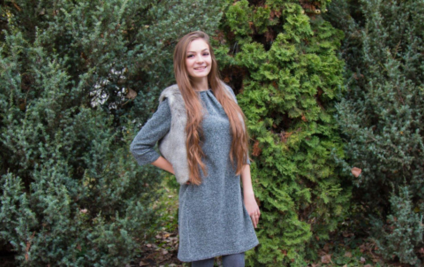 Ирина Урсатий, 18 лет