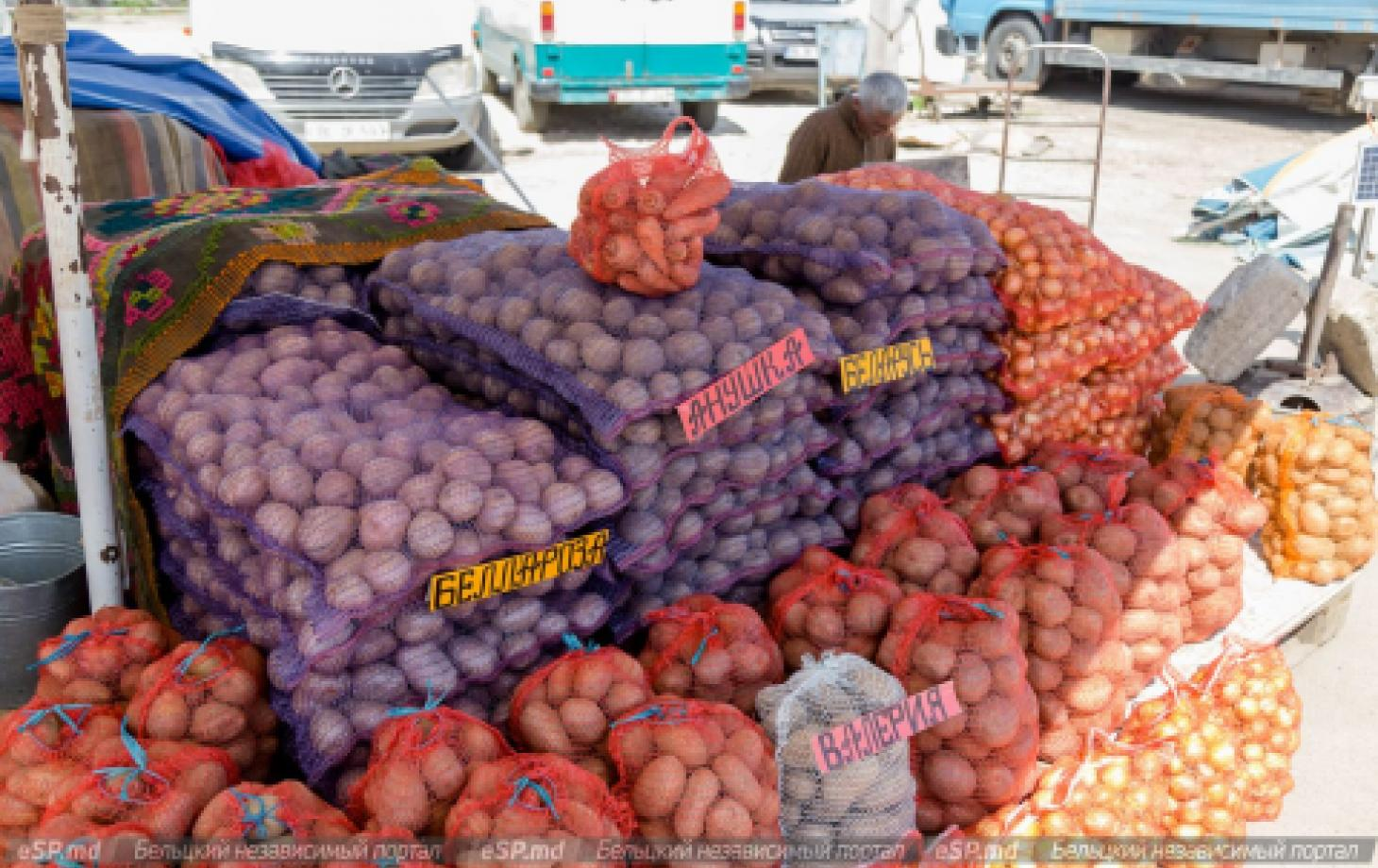 Депутаты блока ACUM: подорожание картофеля вызвано картельным сговором