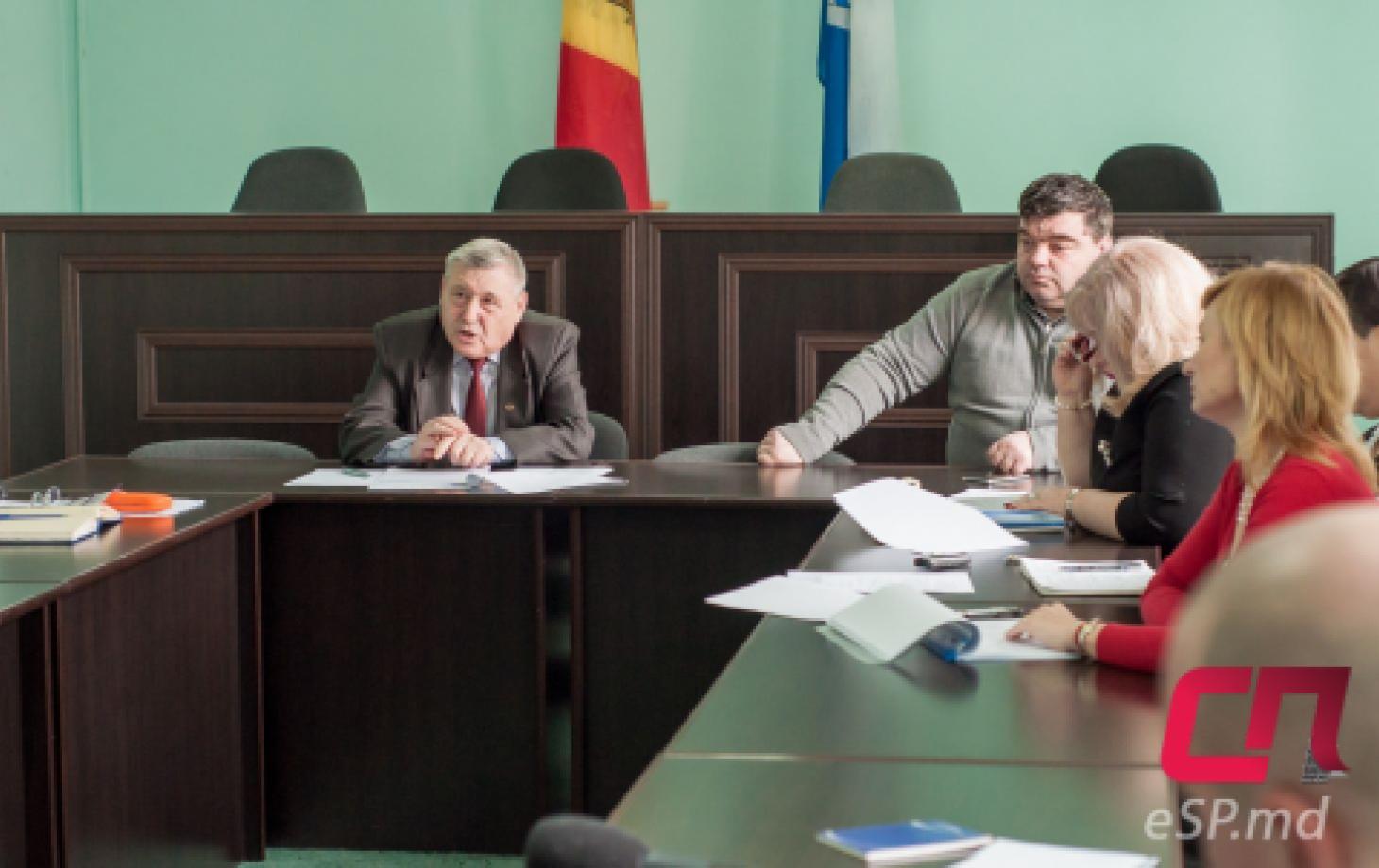 Вице-примар Леонид Бабий