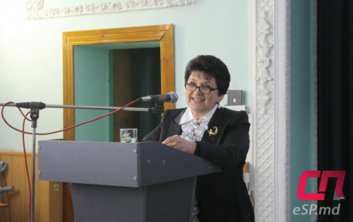 Лия Паскарь