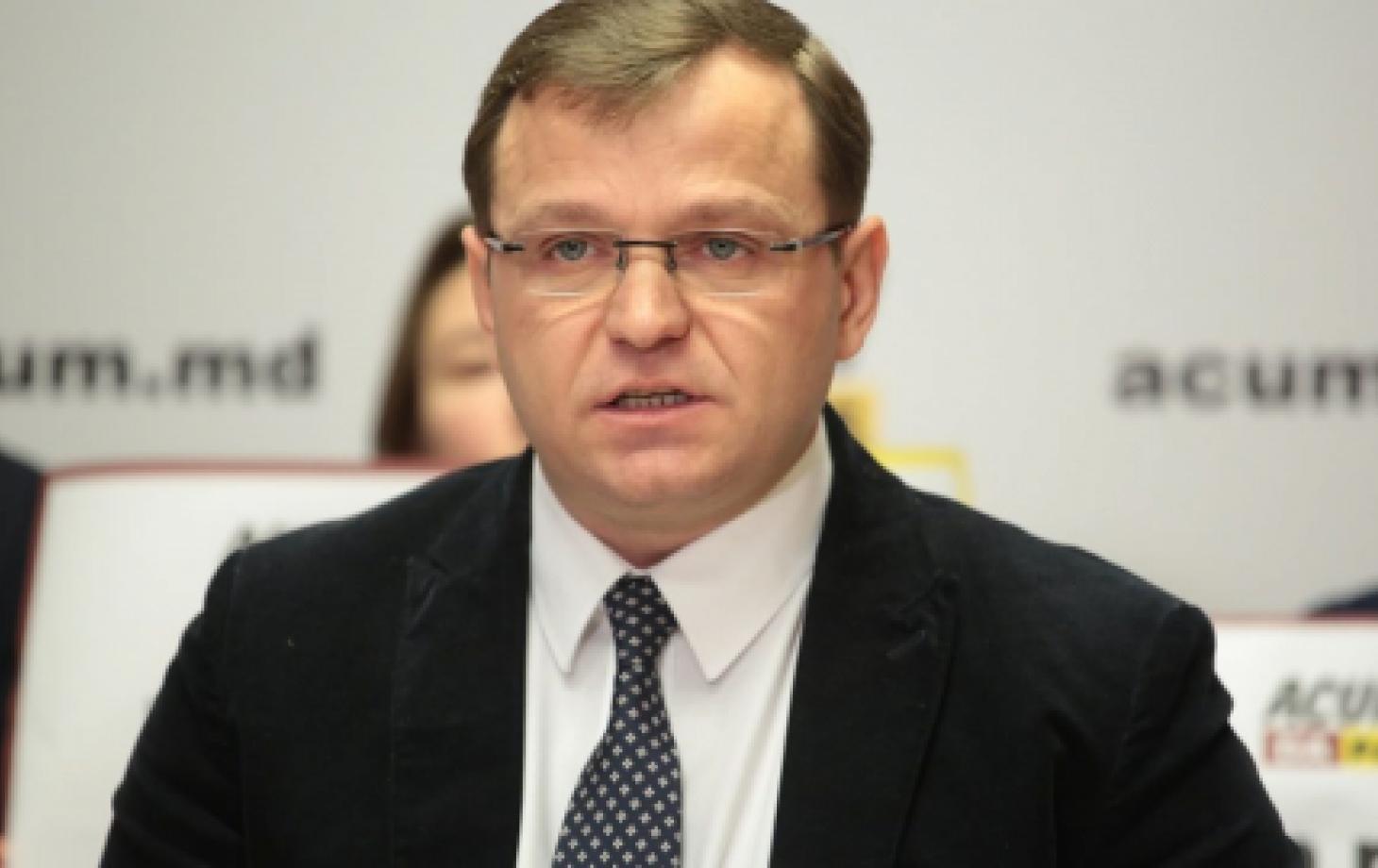 Нэстасе признали примаром Кишинева