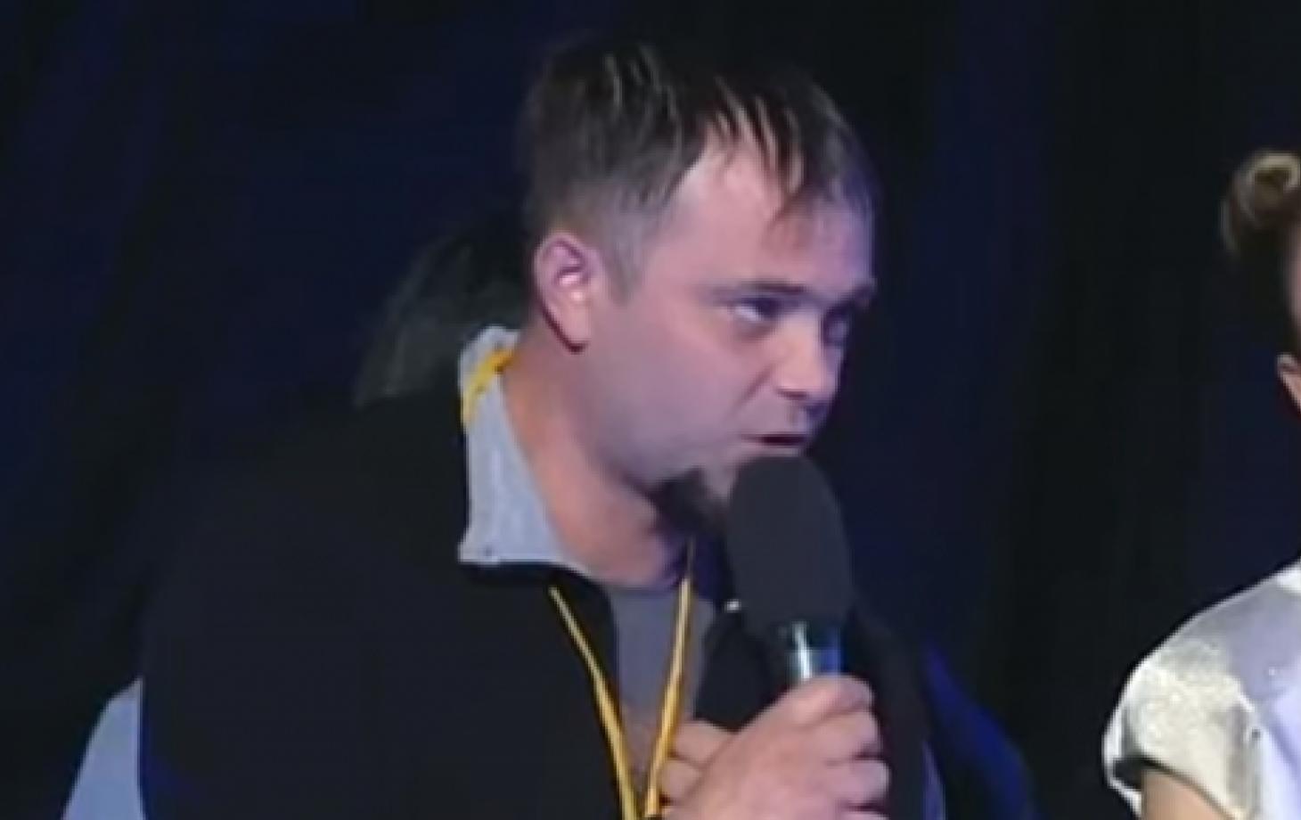 Михаил Смоленко