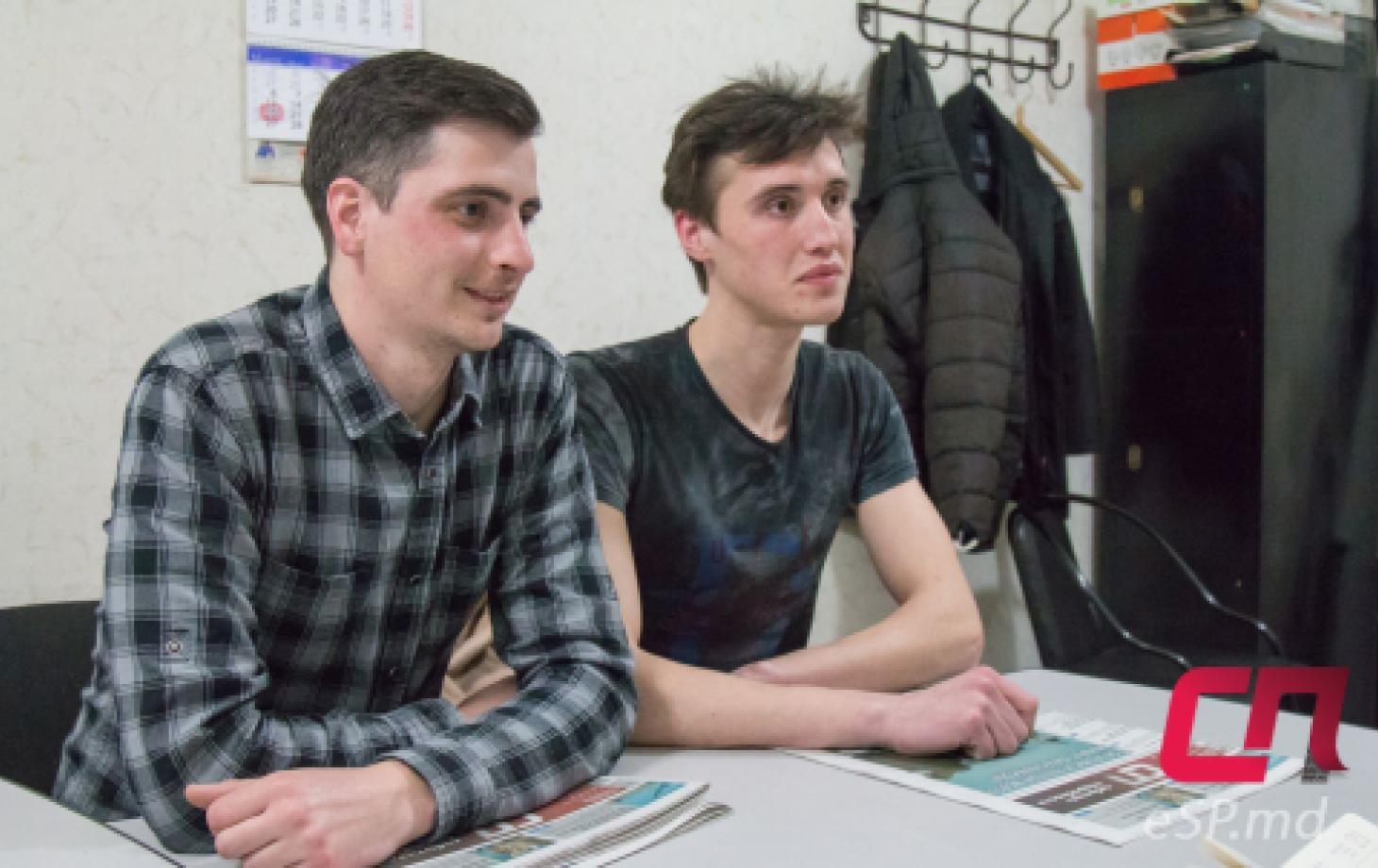 Сергей Кот и Юрий Карпов