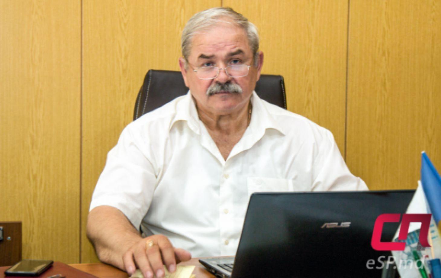 Главный врач Бельцкой муниципальной больницы Сергей Ротарь