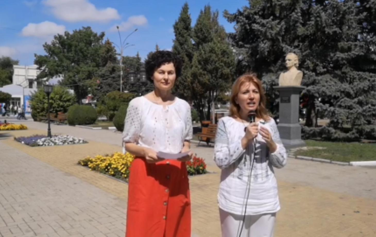 В Бельцах озвучили идею установить бюст Леониды Лари. Это стало поводом для политического скандала