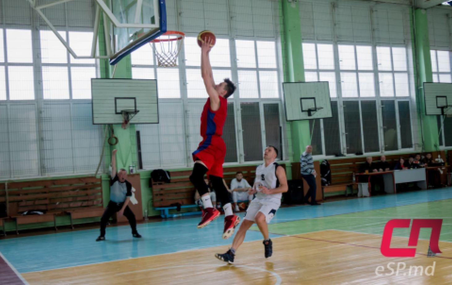 Баскетбол  «Спортшкола № 1» — «СДЮШОР № 2» Бельцы