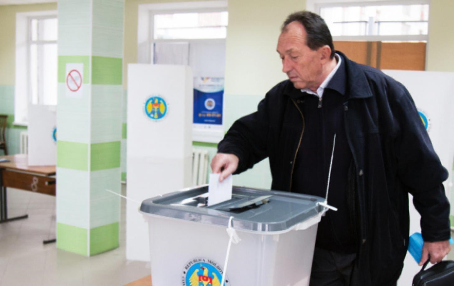 выборы в Молдове
