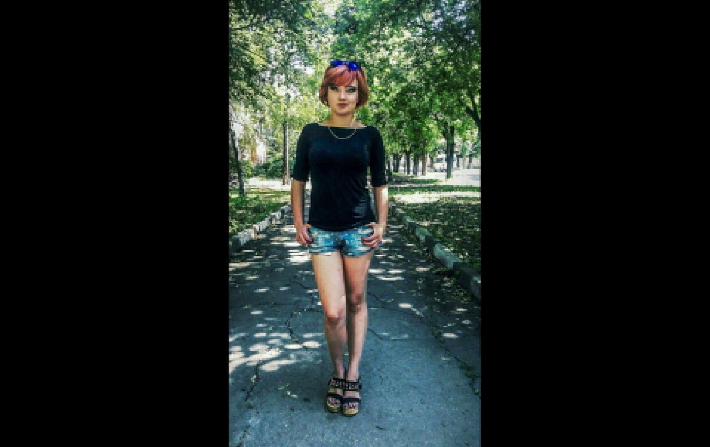 Яна Савина, 17 лет