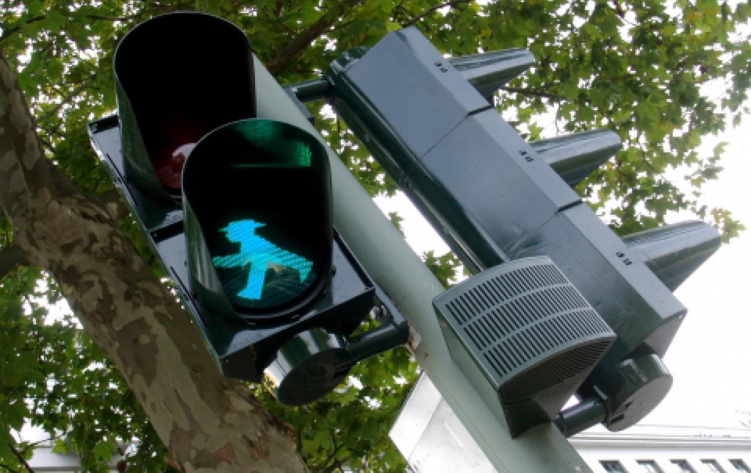 Пешеходный светофор