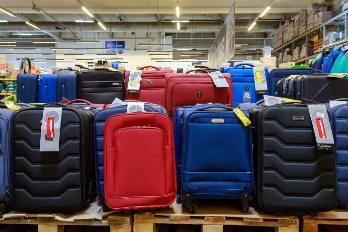 Разнообразие чемоданов
