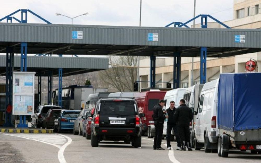 Число задержанных на пограничных пунктах Скулень иЛеушень возросло до 24 человек