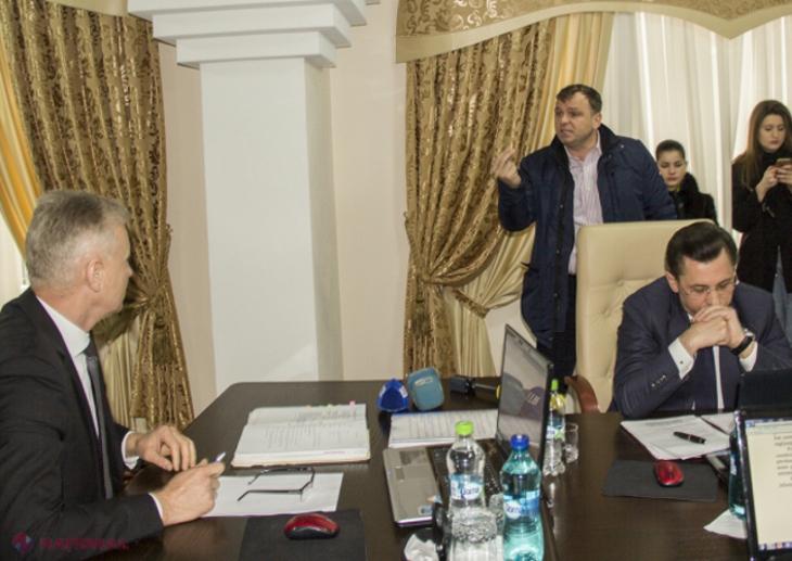 Кишинев: Пророссийские силы вторглись в строение Высшего совета магистратуры