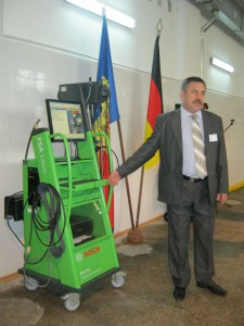 Новое оборудование поможет ученикам в приобретении необходимых навыков