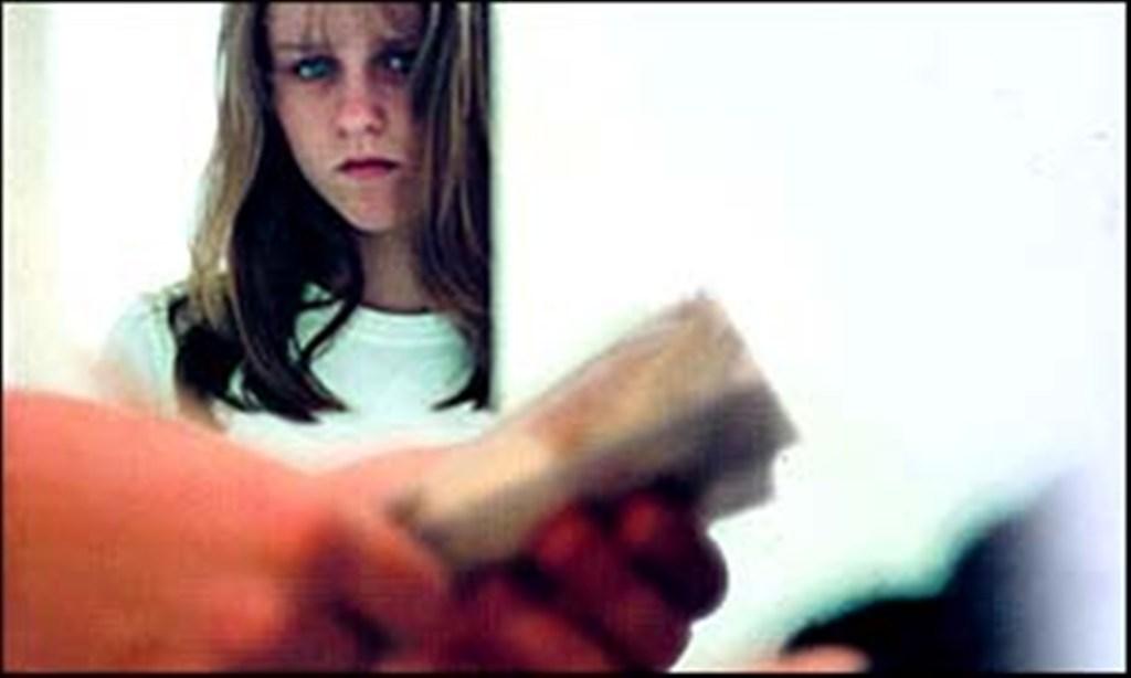 Около 300 тысяч детей в США живут под угрозой превращения в секс-рабов. .