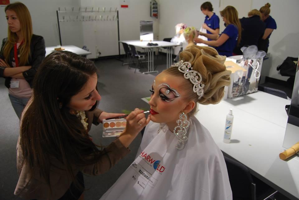 Конкурсы по макияжу 2017